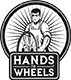 Hands on Wheels Logo